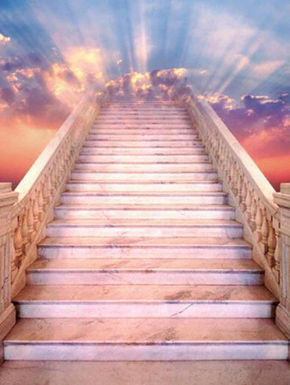 Фотообои лестница в небеса обновленный дизайн